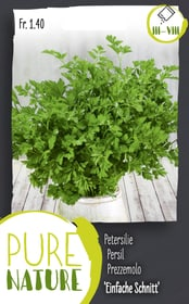 Prezzemolo 'semplice in taglio' 5g Sementi di erbe Do it + Garden 287121100000 N. figura 1