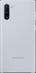 Silicone Cover silver Coque Samsung 785300146400 Photo no. 1