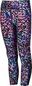 HeatGear® Ankle Crop Fitnessleggings Under Armour 466832012829 Grösse 128 Farbe pink Bild-Nr. 1
