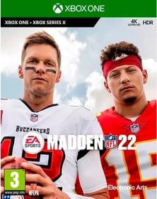 XONE - Madden NFL 22 Box 785300161084 Photo no. 1
