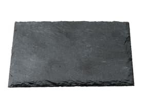 NERO Plaque en ardoise 440601000400 Couleur Noir Dimensions L: 20.0 cm x P: 20.0 cm x H: 0.5 cm Photo no. 1