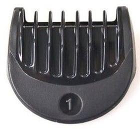 Kammaufsatz 1mm mit Metallkopf Braun 9000043276 Bild Nr. 1
