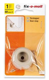 Türstopper mit Schraube Ø 40 mm 1 x Fix-O-Moll 607081900000 Bild Nr. 1