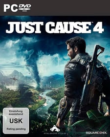PC - Just Cause 4 (D) Box 785300137810 Langue Allemand Plate-forme PC Photo no. 1