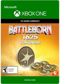 Xbox One - Battleborn: 1625 Platinum Pack Download (ESD) 785300137308 N. figura 1