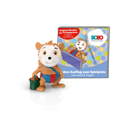 Tonies Hörbuch Bobo Siebenschläfer - Bobos Ausflug zum Spielplatz (DE) Hörbuch 747317500000 N. figura 1