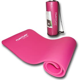 Fitnessmatte pink Fitnessmatte Tunturi 463068400000 Bild-Nr. 1