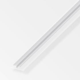 Einfass-Profil 1 x 4 x 25 mm PET trans. 1 m alfer 605136200000 Bild Nr. 1