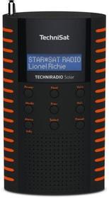 Techniradio Solar - Schwarz/Orange DAB+ Radio Technisat 785300149729 Bild Nr. 1