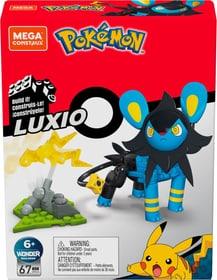 Mega Construx Pokemo GMD36 LUXIO Spielfigur 747512300000 Bild Nr. 1