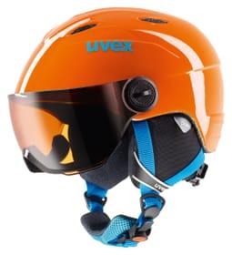 Junior Visor Kinder Schneesporthelm Uvex 46181106043415 Bild Nr. 1
