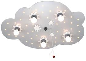 Nuvola stelle Lampada per bambini Elobra 615094100000 N. figura 1