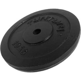 Gusseisen 10 kg Gewichtscheibe 30 mm Gewichtsscheiben Tunturi 463082600000 Bild-Nr. 1