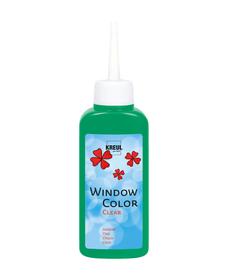 KREUL Window Color Clear Dunkelgrün 80 ml C.Kreul 667191500000 Bild Nr. 1