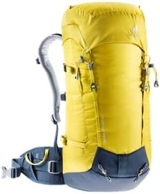 Guide Lite 28+ SL Damen-Alpinrucksack Deuter 466238700050 Grösse Einheitsgrösse Farbe gelb Bild-Nr. 1