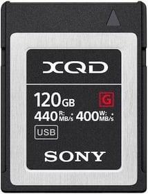 XQD Card 120GB QDG120F 440MB/s carte mémoire Sony 785300140317 Photo no. 1