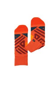 Mid Sock Herren-Runningsocken On 497183442057 Farbe koralle Grösse 42-43 Bild-Nr. 1