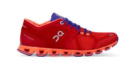 Cloud X Damen-Runningschuh On 492862936030 Farbe rot Grösse 36 Bild-Nr. 1