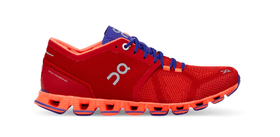 Cloud X Chaussures de loisirs On 492862936030 Couleur rouge Taille 36 Photo no. 1