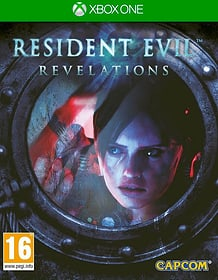 Xbox One - Resident Evil Revelations HD Box 785300129285 Bild Nr. 1