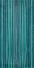 SANTI Strandtuch 450857122565 Farbe Petrol Grösse B: 90.0 cm x H: 180.0 cm Bild Nr. 1