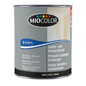 Fondo isolant e blocco bianco Dispersione Miocolor 661457100000 N. figura 1