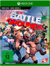 XONE - WWE 2K Battlegrounds (F) Box 785300154428 Sprache Französisch Plattform Microsoft Xbox One Bild Nr. 1