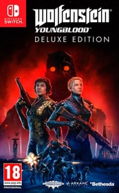 NSW - Wolfenstein Youngblood Deluxe Edition Box 785300146133 Photo no. 1