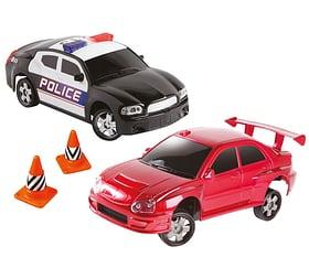 HP RC Set Drift (Racer + Police Car) Ferngesteuerte Spielwaren 746240100000 Bild Nr. 1