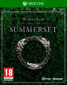 Xbox One - The Elder Scrolls Online - Summerset (D) Box 785300135459 N. figura 1