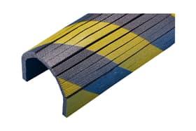 Schutzschaum lamelliert 20 x 30 cm Sicherheitskennzeichnung MOTTEZ 620268300000 Bild Nr. 1