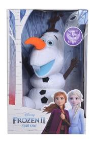 Frozen 2 Olaf Activity Felpa Peluche fonctionnelle Disney 747357500000 Photo no. 1