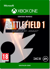 Xbox One - Battlefield 1: Shortcut Kit - Assault Download (ESD) 785300138671 Photo no. 1