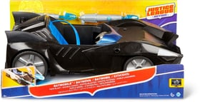 DC Justice League Doppelblaster-Batmobil