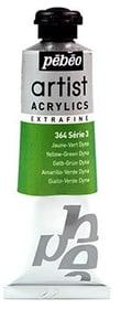 Acrylic EF 37 ml Pebeo 663571900000 Colore Jaune vert dyna N. figura 1