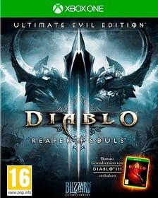 Xbox One - Diablo III - Ultimate Evil Edition Box 785300121582 Photo no. 1