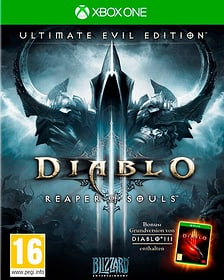 Xbox One - Diablo III - Ultimate Evil Edition Box 785300121582 N. figura 1