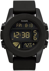 Unit Black 44 mm Montre bracelet Nixon 785300136951 Photo no. 1