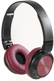 MOOOVE AIR - RED Casque On-Ear Vivanco 785300153446 Photo no. 1
