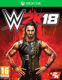 Xbox One - WWE 2K18 Box 785300129104 N. figura 1