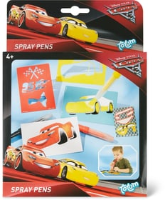Disney Cars 3 Pennarello spray