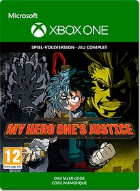Xbox One - My Hero One's Justice Download (ESD) 785300140090 Bild Nr. 1