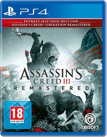 PS4 - Assassin's Creed 3 - Remastered D Box 785300154832 N. figura 1