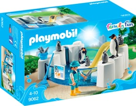 Playmobil Family Fun Pinguinbecken 9062