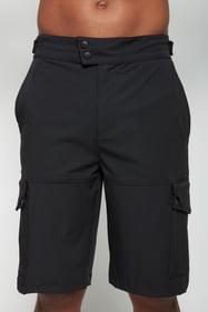 Adam Herren-Bikeshorts Crosswave 463910300620 Grösse XL Farbe schwarz Bild-Nr. 1