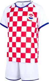Fanset Kroatien Fussball Fan Set Extend 466995309930 Grösse 98/104 Farbe rot Bild-Nr. 1