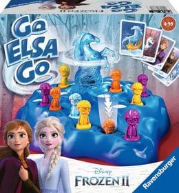 Frozen 2 Go Elsa Go Giochi di società Ravensburger 747501200000 N. figura 1