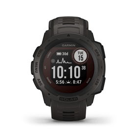 Instinct Solar Montre de sport Garmin 471994900080 Taille One Size Couleur gris Photo no. 1