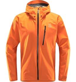 L.I.M. Herren-Trekkingjacke Haglöfs 465763700634 Grösse XL Farbe orange Bild-Nr. 1