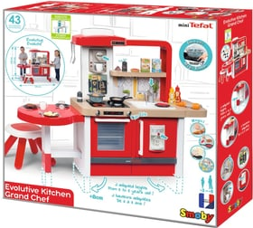 Tefal Evolution Kitchen (FR) Jeux de rôle 748964090100 Photo no. 1